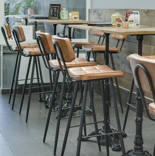 Chaises de Bar Intérieur
